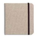 Carnet Goldline couverture toilée Format carré 180 g/m² - 30 x 30 cm