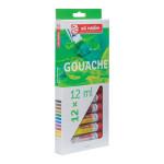 Gouache Art Création 12 x 12 ml