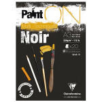 Bloc Paint'On papier Noir 250 g/m² 20 F - 29,7 x 42 cm (A3)