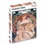 Puzzle 1000 pièces Mucha