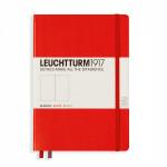Carnet de notes A5 14,5 x 21 cm - Rouge