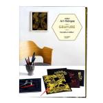 Livre Atelier Art thérapie Gravure