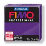 Pâte polymère Fimo Pro 85 g - 6 - Lilas