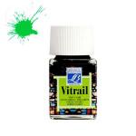 Peinture Vitrail Lefranc Bourgeois 50 ml - 556 - Vert clair