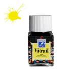 Peinture Vitrail Lefranc Bourgeois 50 ml - 153 - Jaune