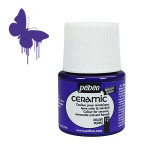 Peinture Céramic 45 ml - 12 - Mauve