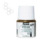 Peinture pour verre Vitrail 45 ml - 20 - Blanc