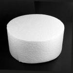 Disque en polystyrène 20 cm