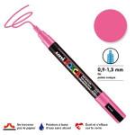 Marqueur PC-3M pointe conique fine - Rose