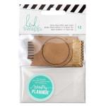 Memory Planner - Petites enveloppes et étiquettes - 12 pcs