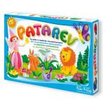 Coffret de pâte à modeler Patarev - 6 pots de 18 g coloris assortis