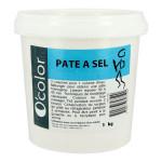 Pâte à sel en seau 1 kg