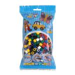 Perle à repasser Maxi multicolore 500 pièces