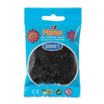 Perle à repasser Mini 2000 pièces - Noir