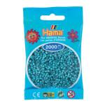 Perle à repasser Mini 2000 pièces - Turquoise