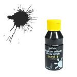 Peinture pour enfant Acrylcolor 150 ml - Noir
