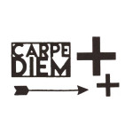 Capsule Octobre 2017 - Die Set - Carpe Diem - 4 pcs