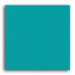 Feuille de papier uni vert menthol 30,5 x 30,5 cm