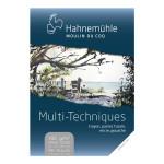 Bloc de papier Multi-Techniques 40 feuilles 185 g/m² - 21 x 29,7 cm (A4)