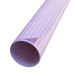 Polyphane opalescent adhésif au mètre - largeur 1.20 m épaisseur 25/100ème