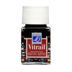 Peinture Vitrail Lefranc Bourgeois 50 ml - 004 - Blanc couvrant