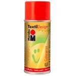 Aérosol peinture acrylique TextilDesign 150 ml - Jaune moyen