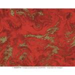 Papier Italien 50 x 70 cm 85 g/m² Marbré rouge et or