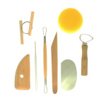 Outils de Sculpture Kit du potier 8 pièces
