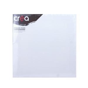 Châssis carré Mixte polyester + coton - 150 x 150 cm