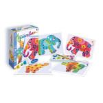 Aquarellum mini éléphants Funfrag
