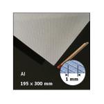 Plaque de métal déployé motif 1 mm