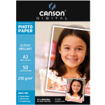 Papier photo brillant Performance A3 - 210 g/m² - 50 feuilles