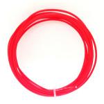 Filament rouge en plastique ABS pour stylo 3Dbrush