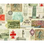 Papier Italien 50 x 70 cm 85 g/m² Toscanne ancienne