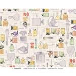 Papier Italien 50 x 70 cm 85 g/m² Parfums