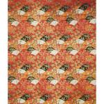 Papier Japonais 52 x 65,5 cm 100 g/m² Ondulation rouge