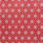 Papier Lokta 50 x 75 cm Rouge & Blanc 5
