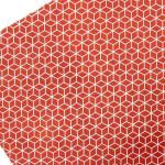 Papier Lokta 50 x 75 cm Rouge & Blanc 7