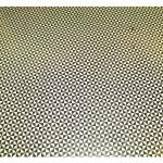Papier Indien 50 x 70 cm 120 g/m² Ivoire Géométrique Feuille d'Or