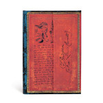 Carnet Lewis Carroll Alice 10 x 14 cm 85 g/m² 176 p