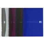 Cahier Office essentials B5 petits carreaux Q.5x5 180 p