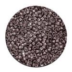 Perles Toho 11/0 nickel plating effet brillant 3g - 601 Petrole
