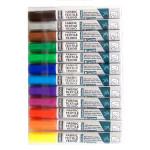 Marqueur textile Tissus clairs 7A Set de base 12 couleurs