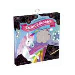 Pochette Mes créations : Cartes à gratter Licornes