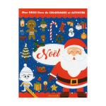 Livre Noël - Mon gros livre de coloriages et activités