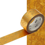 Masking Tape fab Gold dust 15 mm x 3 m