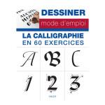 Livre La calligraphie en 60 exercices