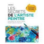 Livre Les secrets de l'artiste peintre