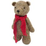 Crochet Kit Bobbi l'ours debout
