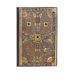 Carnet souple ligné Lindau Gospels 9,5 x 14 cm 80 g/m² 208 p